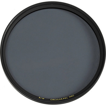 Rent 77mm B+W circular polarizer