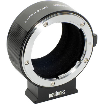 Rent Metabones Nikon F Lens to Sony E-Mount Camera T Adapter II (Black)