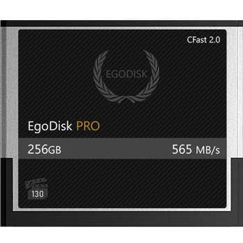 Rent EgoDisk PRO 256GB CFast 2.0 Card + Card Reader