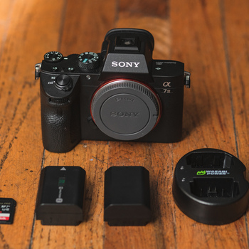 Rent Hottest and newest - Sony A7III
