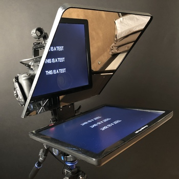 "Rent Prompter People Flex Plus 17"" TelePrompTer with Monitor"
