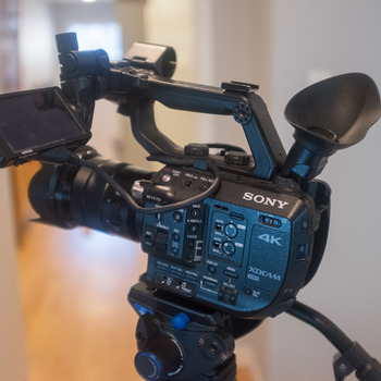 Rent Sony FS5 camera package
