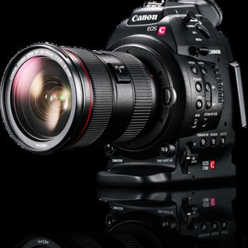 Rent C100 + 24-70 Lens + Bag