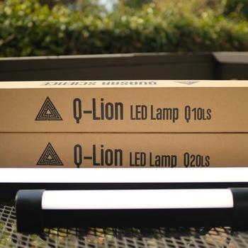 Rent Quasar Q-LiOn Q10 + Q20 LED kit