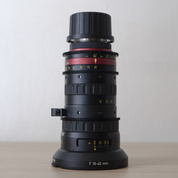 Rent Angenieux Optimo Style 16-40mm T2.8 Cine Zoom Lens