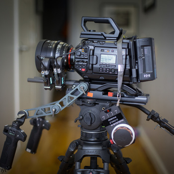 Rent URSA Mini Pro 4.6k EF or PL + Xeen + Wireless Follow Focus +