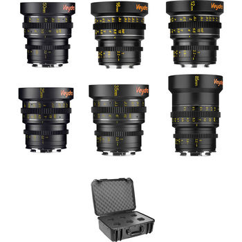 Rent Veydra Mini Prime -  6 Lens Master Lens Kit with Case