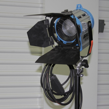Rent 300w ARRI Fresnel Light