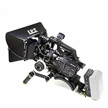 Rent Lanparte Shoulder Mount plus 4*4 Filter Holder Matte Box