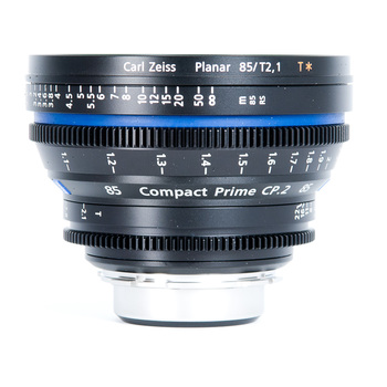 Rent Zeiss CP.2 85mm/2.1