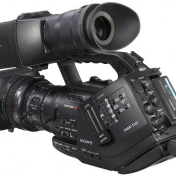 Rent Sony XDCAM EX-3