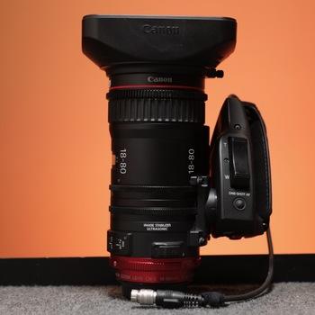 Rent Canon CN-E 18-80mm T4.4 COMPACT-SERVO Cinema Zoom Lens