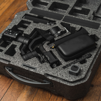 Rent DJI Ronin-S - new and hot!