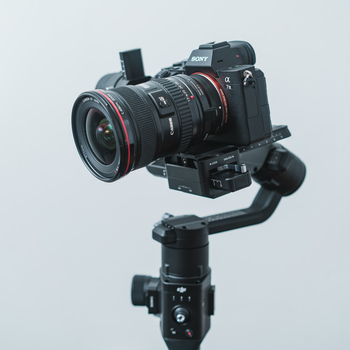 Rent KIT: Sony A7III with Ronin S