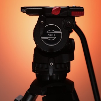 Rent Sachtler FSB 8 75mm Fluid Head & Tripod Kit