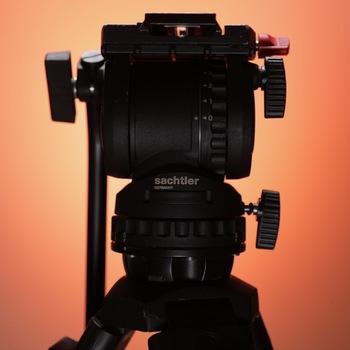 Rent Sachtler FSB 8 75mm Fluid Head & Tripod Kit