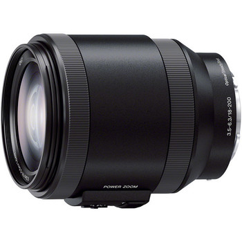 Rent Sony E PZ 18-200mm f/3.5-6.3 OSS