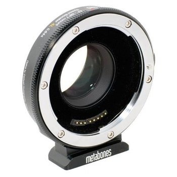 Rent Metabones Speed Booster XL 0.64x Adapter for Full-Frame Canon EF-Mount Lens to Select Micro Four Thirds-Mount Cameras