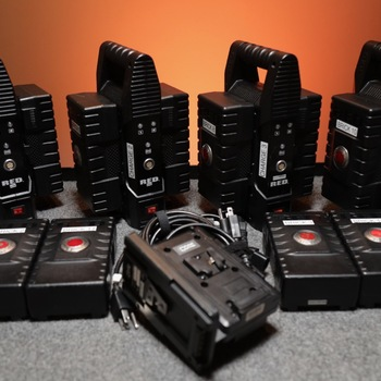 Rent RED Helium 8K S35 Complete Kit + Teradek + Monitors