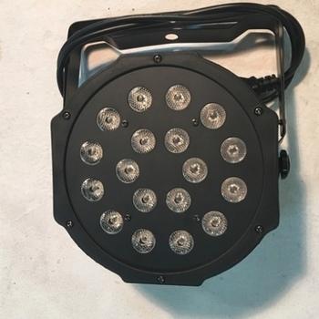 Rent 12- LED Par Lights and 1 DMX Controller