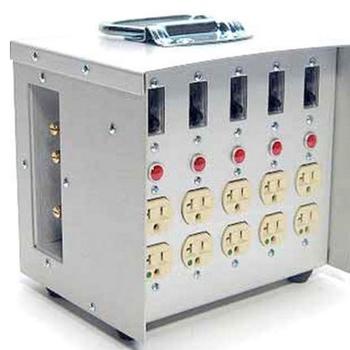 Rent Mole-Richardson 100 amp Lunch box