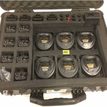Rent 8 Motorola CP200d (Digital) 16 Channel Walkie Talkies Radios