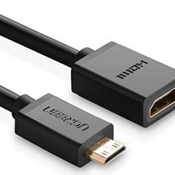Rent HDMI mini to HDMI adaptor