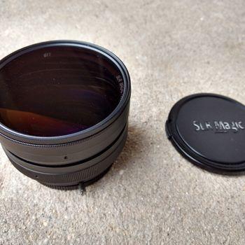 Rent SLR Magic Anamorphot 50 1.33x