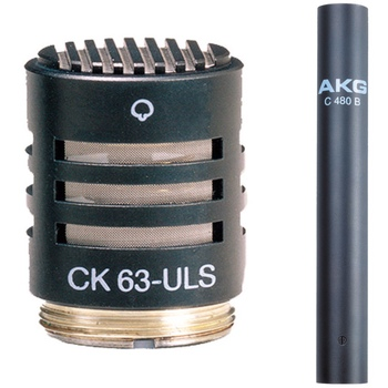 Rent AKG C480b Stereo Condensor Mic Package