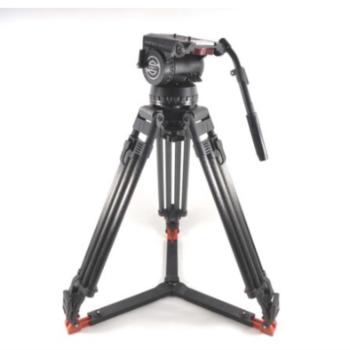 Rent Sachtler Studio II Tripod with carbon legs (RED, ALEXA)