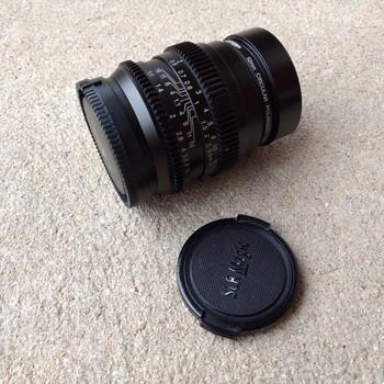 Rent SLR Magic Cine 50mm f/1.1 Lens for Sony E-Mount