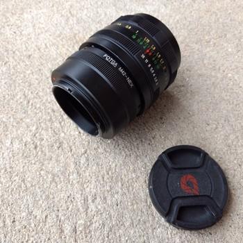 Rent Helios Helios 44M-4 58mm F2 Russian Lens