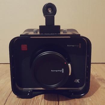 Rent Blackmagic Production Camera Bundle