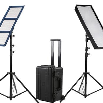 Rent Intellytech - 2 Light Kit - LiteCloth LC-120 - BiColor LED