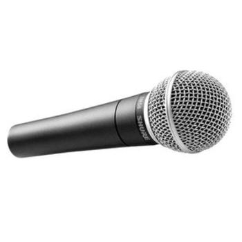 Rent Shure SM58 Hand Microphone