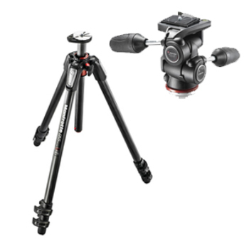 Rent Manfrotto MT055 w/ 804RC2 Head