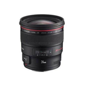 Rent Canon 24mm 1.4 L II