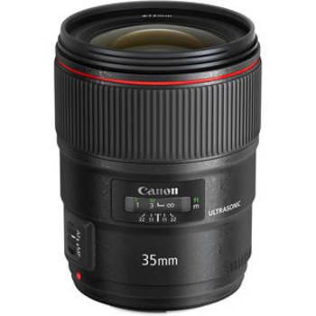 Rent Canon 35mm 1.4 L II