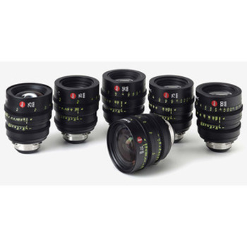 Rent Leica Summicron-C 6 Lens Set T2.0 (18, 25, 35, 50, 75, 100)