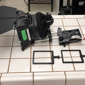 Rent Mattebox and rods with fallowfo