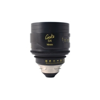 Rent Cooke S4 Prime 14mm T2
