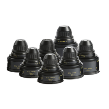 Rent Cooke Speed Panchro S1/S2 Seven Lens Set (TLS Conversion)