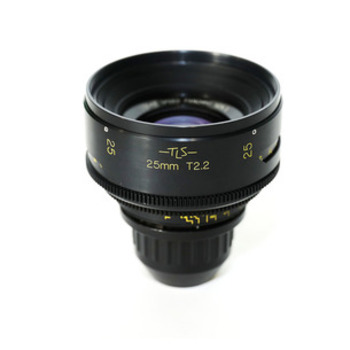 Rent Cooke Speed Panchro S1 25mm