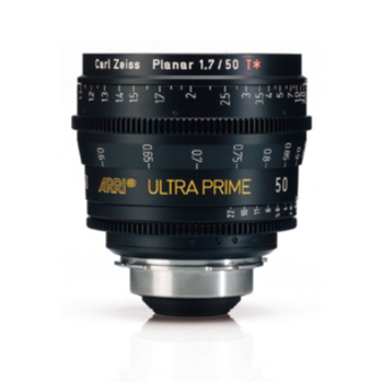 Rent Arri Ultra Prime 50mm T1.9