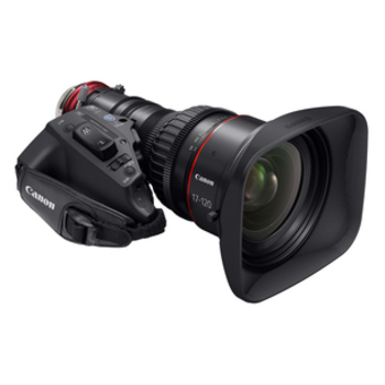 Rent Canon Cine-Servo 17-120mm T2.95 PL