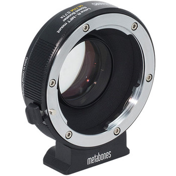 Rent Metabones Speed Booster Ultra 0.71x Adapter for Leica R-Mount Lens to Micro Four Thirds-Mount Camera