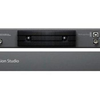 Rent Blackmagic Design ATEM Television Studio Production Switcher