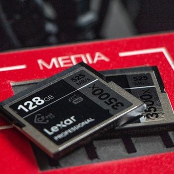 Rent Ursa Mini 4.6K EF Kit, Tripod, Lexar CFast Cards