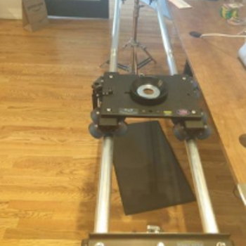 Rent Film Air 4' Straight Dolly Track