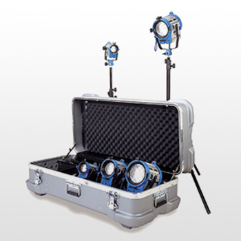Rent Arri Light Kit (2) 300 (2) 650 w/ diffusion and gels